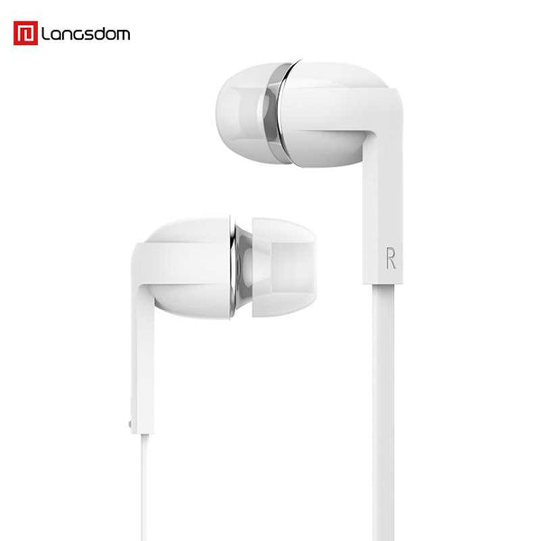 Wired Earbud Earphone With Mic-7832