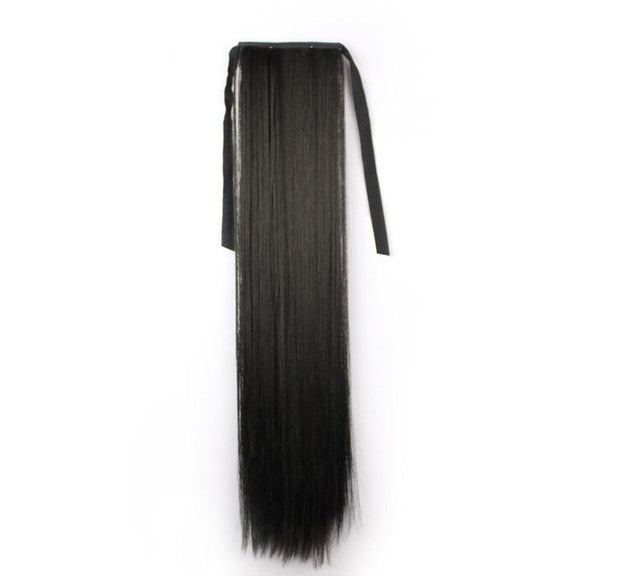 Ponytail Straight Hair Extensions-3470