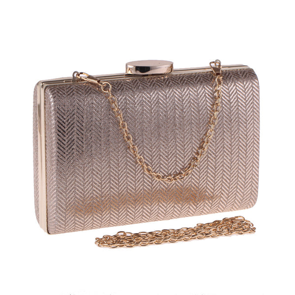 Cliché New fashion leather bag  with chain