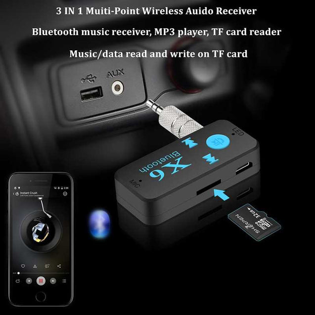 Card Bluetooth Audio Receiver -10222