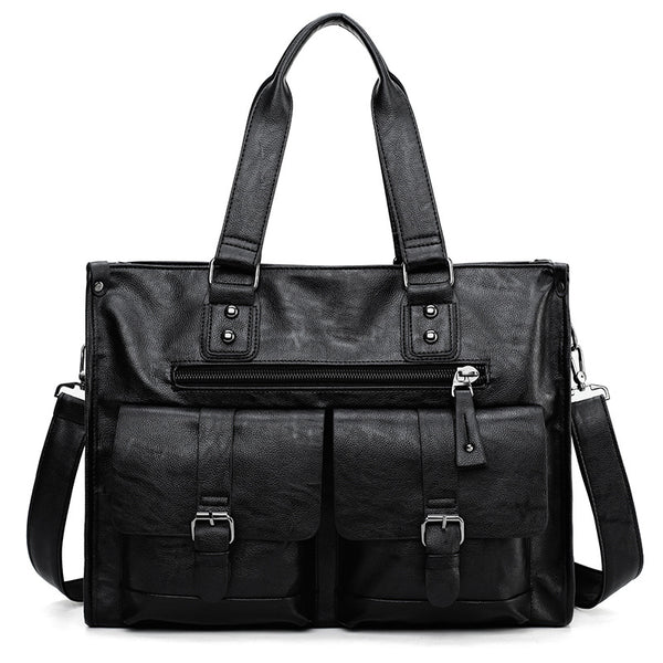 YIngfeiniao New men's retro big travel bag