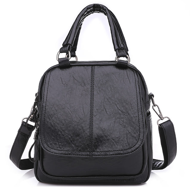 Women;S Shoulder Bag With Doll - 29276