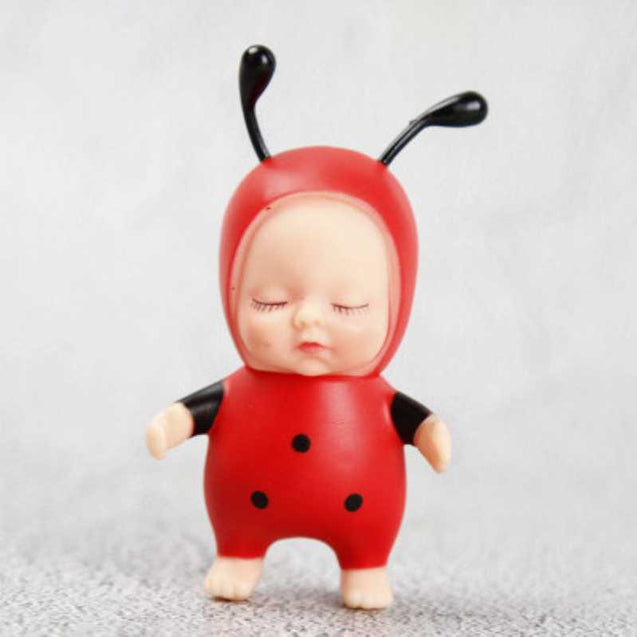 Baby Doll Cake Decoration-13158