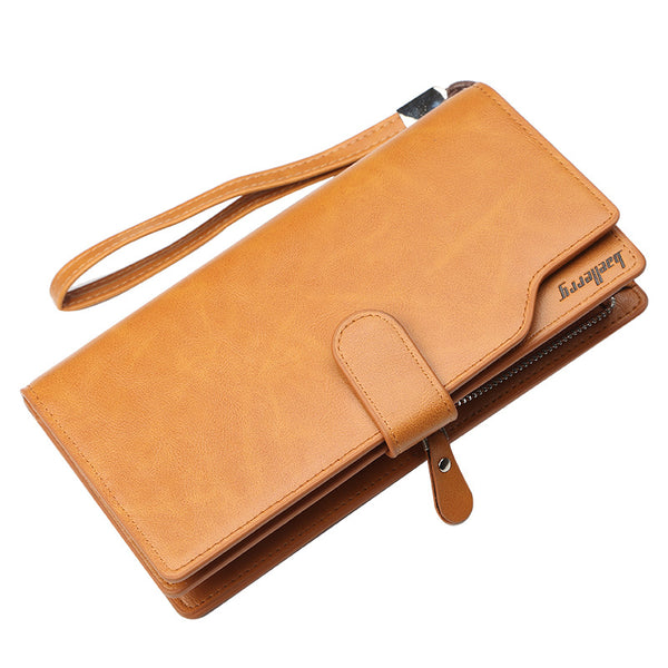 Beallerry New men's multi-function  wallet