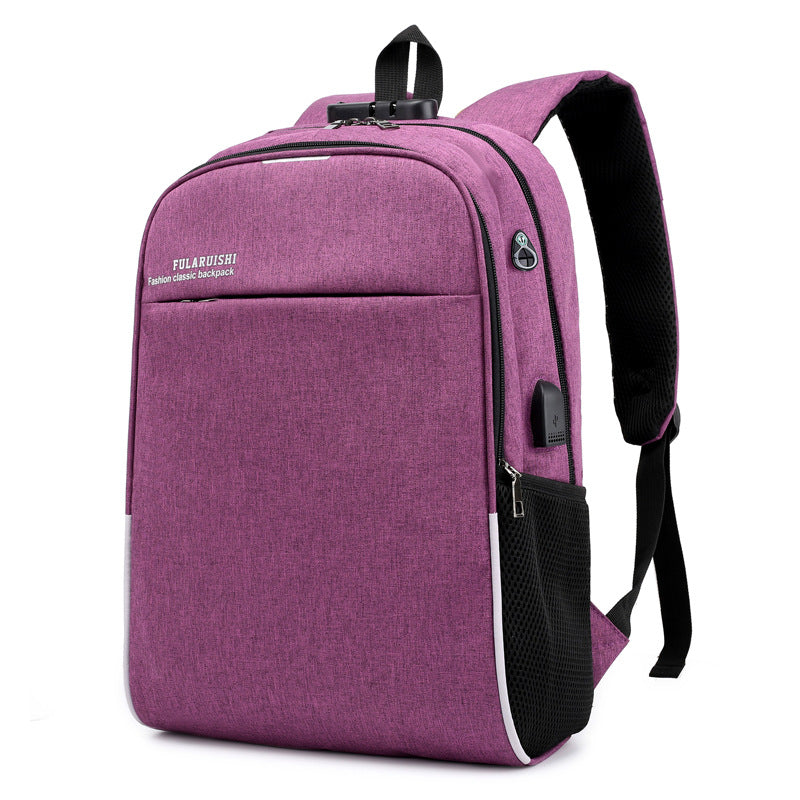 c9fb46e0b36 Dazz Anti-theft backpack with USB charging