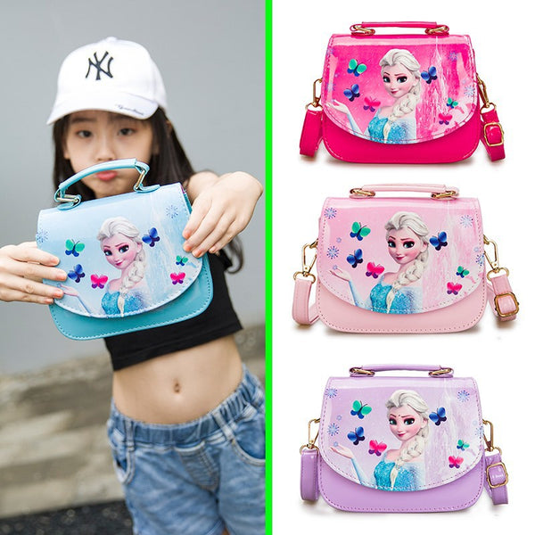 Budz Cartoon print cute shoulder bag