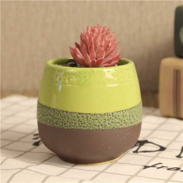 Decorative Ceramic Flower Pot - 14737