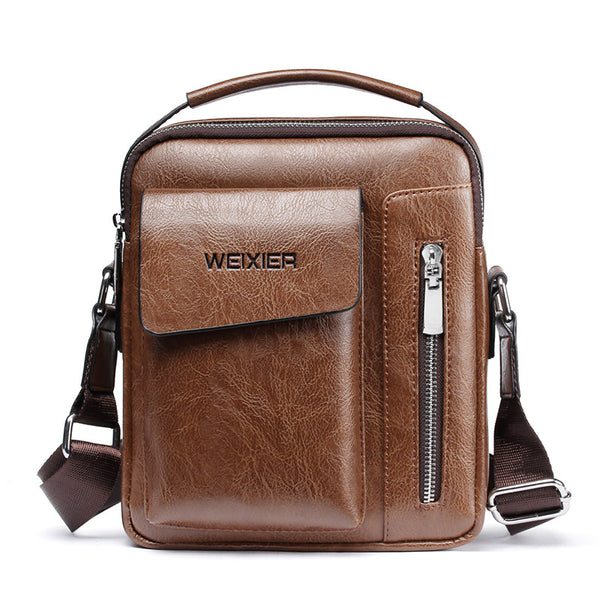 Leinsen New Mens Messenger Shoulder Bag