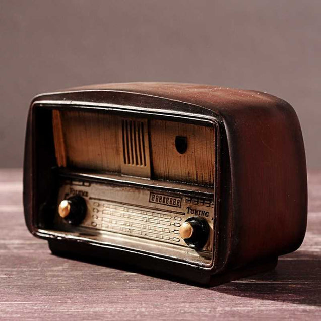 Decorative Vintage Radio-14765