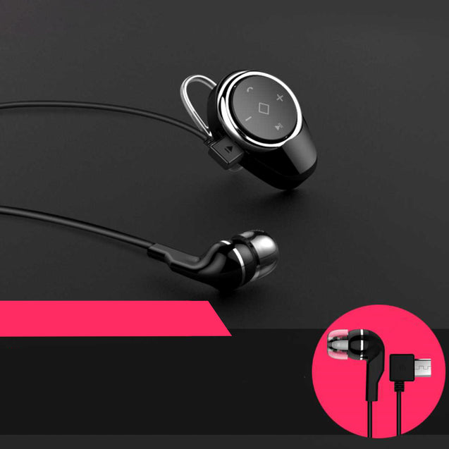 Wireless Earbud Earphone With Mic-4702