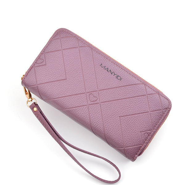 Cliff New Women'S Large Capacity Wallet