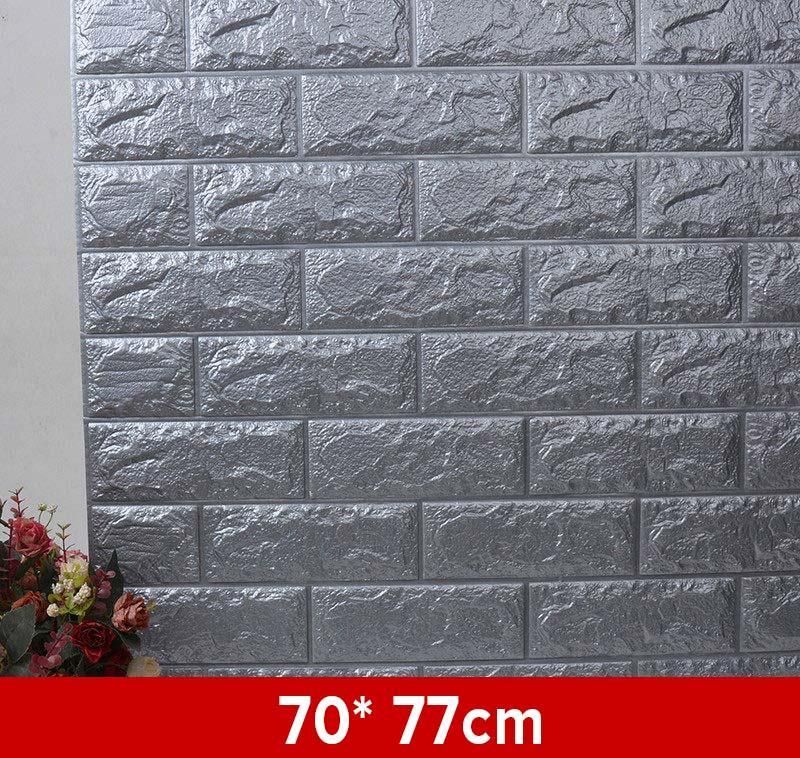 Waterproof 3d Brick Wallpaper 1 Pc 3159
