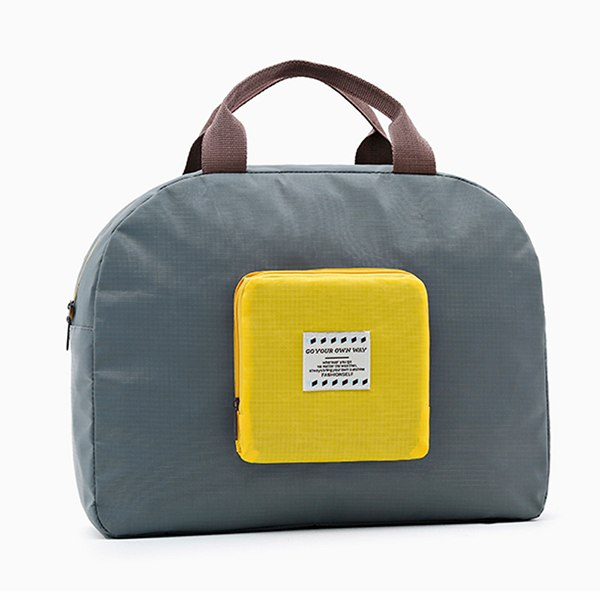 2018 Multifunctional Folding Travel Bags Waterproof Shopping Reusable Pouch Tote Handbag Large Capacity Portable Luggage Bag - 23858