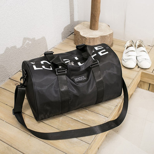 DIOMO 2018 New Fashion Sports Fitness Bag for Men and Women Training Bag  Yoga Bag Waterproof d7ccff319cb00