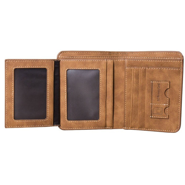 Luxury Soft Business Leather Wallet