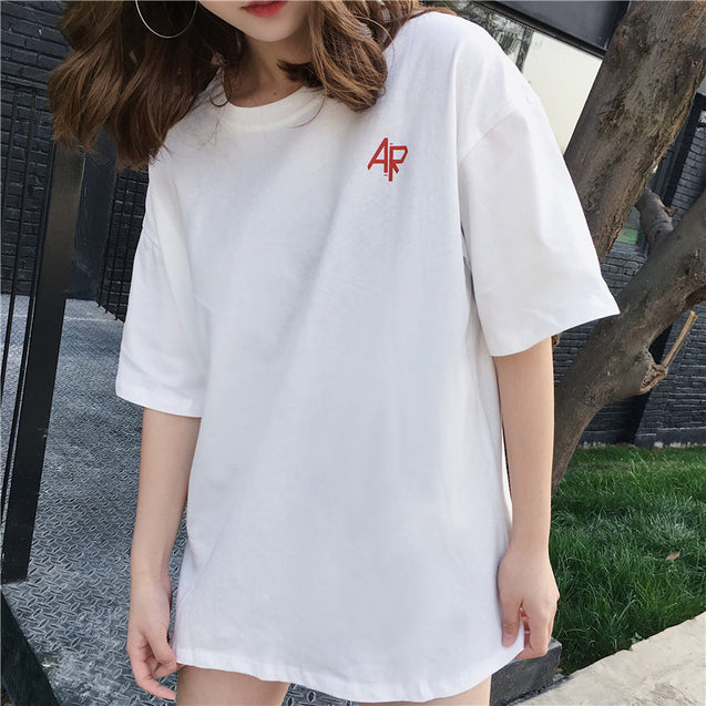 100% Cotton Round Neck T-Shirt T-Shirts - GlobePanda