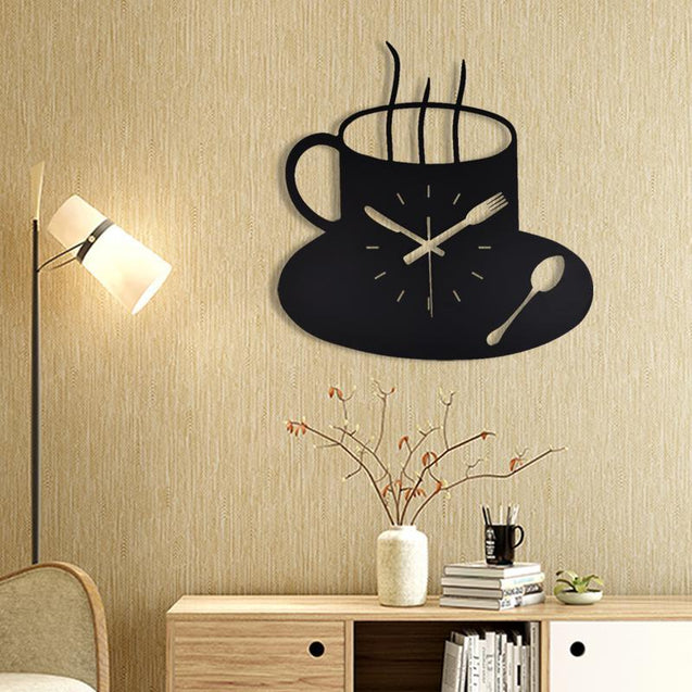 Wall clock, home décor, room, wall mounting, modern, precise, battery, gift, digital, alarm