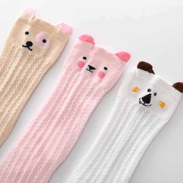 Cotton Unisex Socks (Pack Of 3)
