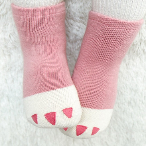 Cotton Unisex Socks (Pack Of 1)