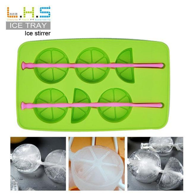 Ice mold, ice freezing tray, creative, plastic, innovative, cold drink, refrigerator