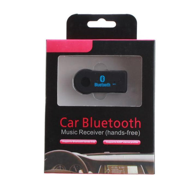 Wireless Car Stereo Bluetooth Receiver-2731