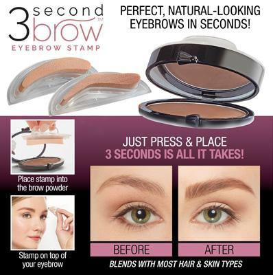 3 Second Eyebrow Powder Stamp Beauty Appliances - GlobePanda