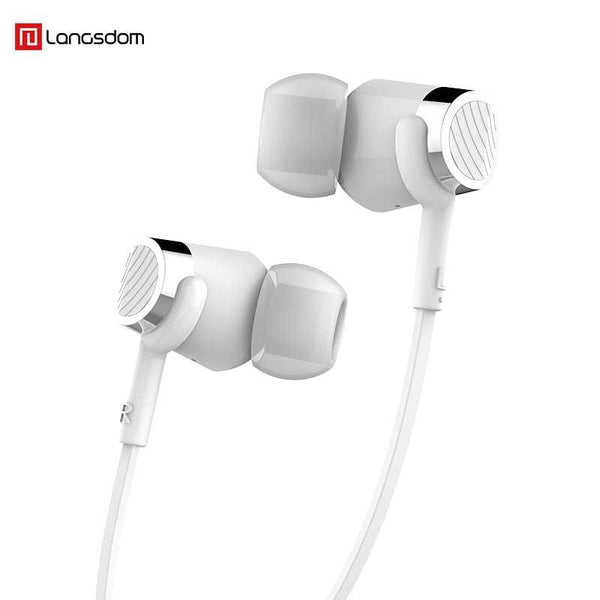 Wired Earbud Earphone With Mic-7827