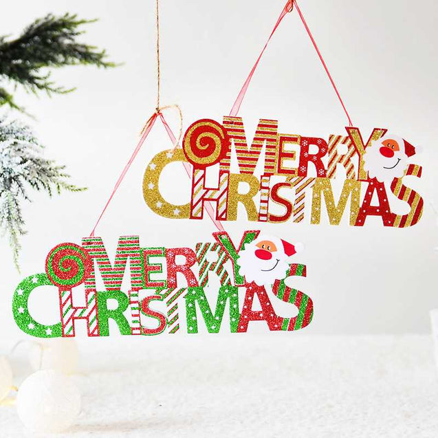 Merry Christmas Tree Decoration-12931