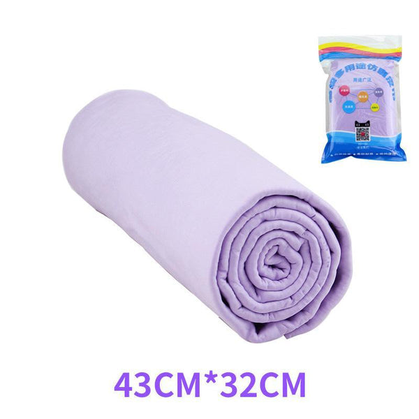 Chamois High Liquid Absorbent Cleaning Towel Cleaning Utilities - GlobePanda