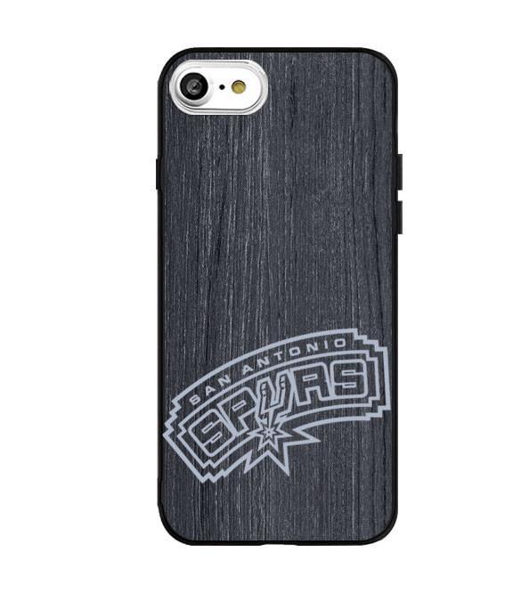 Knight Champion Lakers Wood iPhone 7 Plus Case-1504