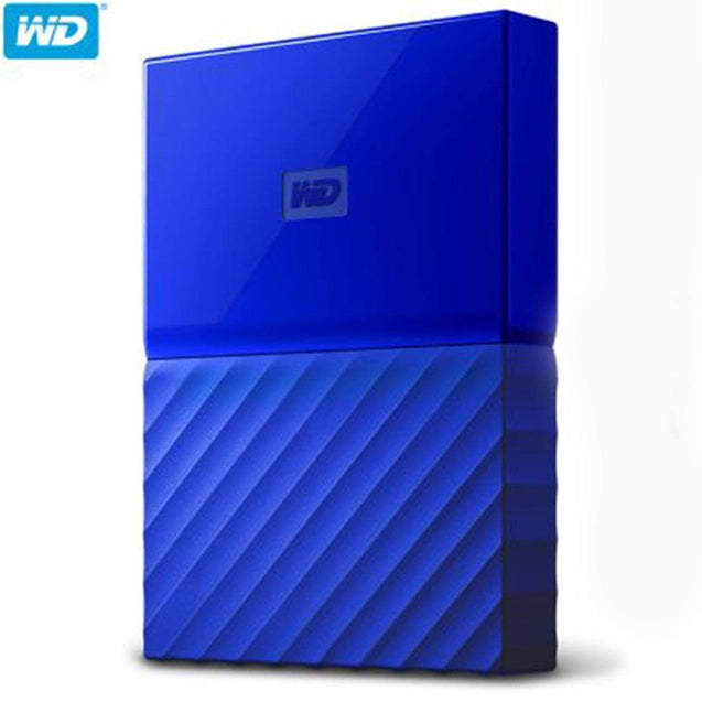 Western Data 1 TB USB3.0 High Speed Hard Disk-2198