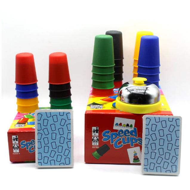 Speed ??Cups Quick Hand Stacking Cup Board Game-14039