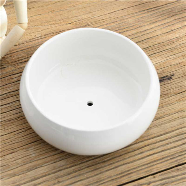 Ceramic Big Round Plant Pot- 14724