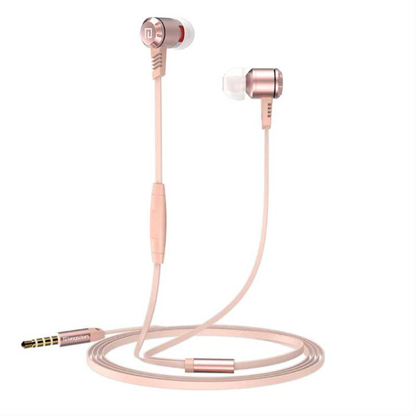 Wired Earbud Earphone With Mic-7834