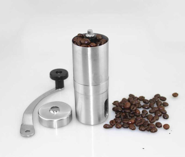Coffee Grinder Steel Useful Kitchen Tool