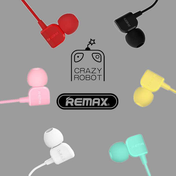 Wired Earbud Earphone With Mic-7836