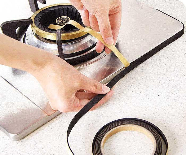 Antifouling Kitchen Sealing Tape Strip Kitchen Utility (Plastic) - GlobePanda