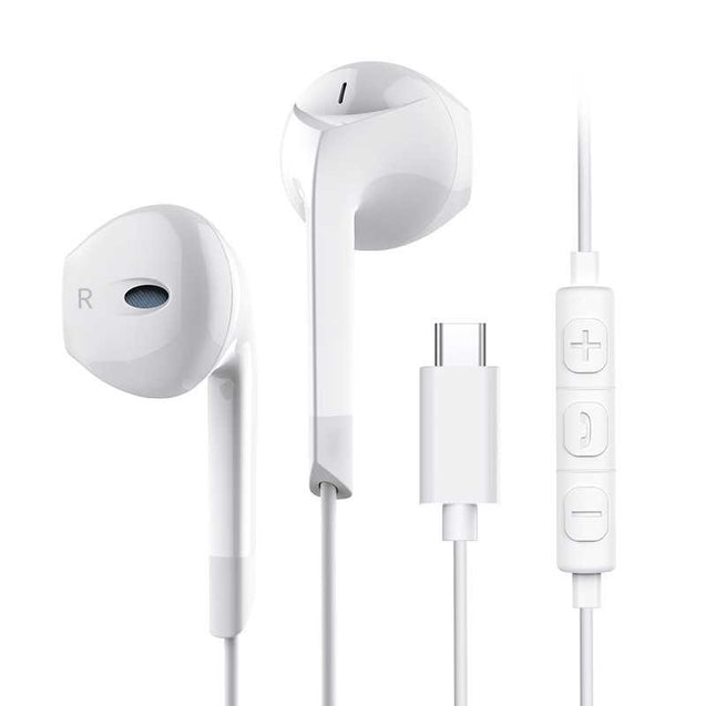 Wired Earbud Earphone With Mic-7781