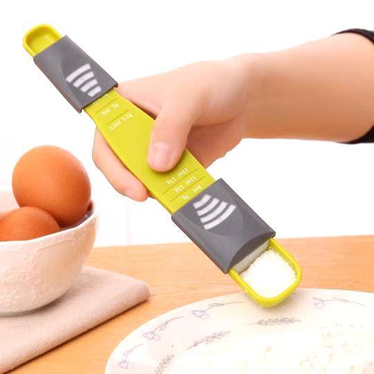 All-In One Creative Measuring Spoon Kitchen Tools - GlobePanda