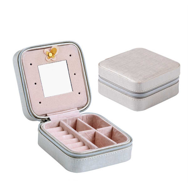 South  Small Portable Jewelry Box -14053
