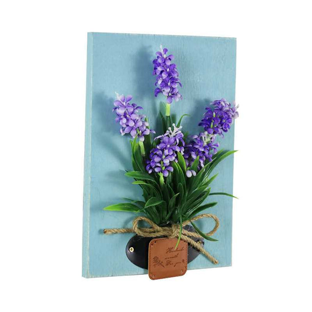 American Style Creative Living Room Wall Decoration Flower Hangings - 14551