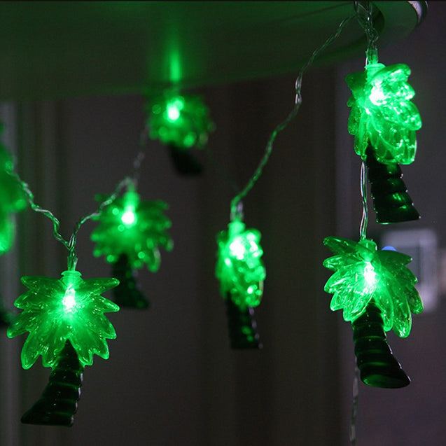 Creative Coconut Tree Led Lights String- 12769