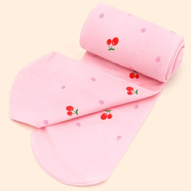 Riucotton Baby Girl Leggings (Pack Of 1)