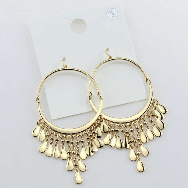 Chandeliers Alloy Stylish Earrings