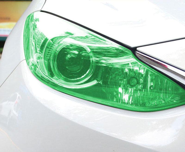 Transparent Matte Self Adhesive Car Headlight Film-2752