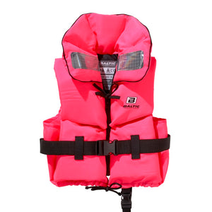 Baltic Kids Split Front Lifejacket - Orange, Pink or Yellow