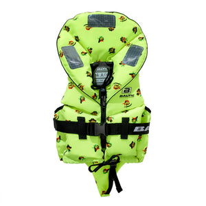 Baltic Pirate Zipped Front Lifejacket - UV Yellow
