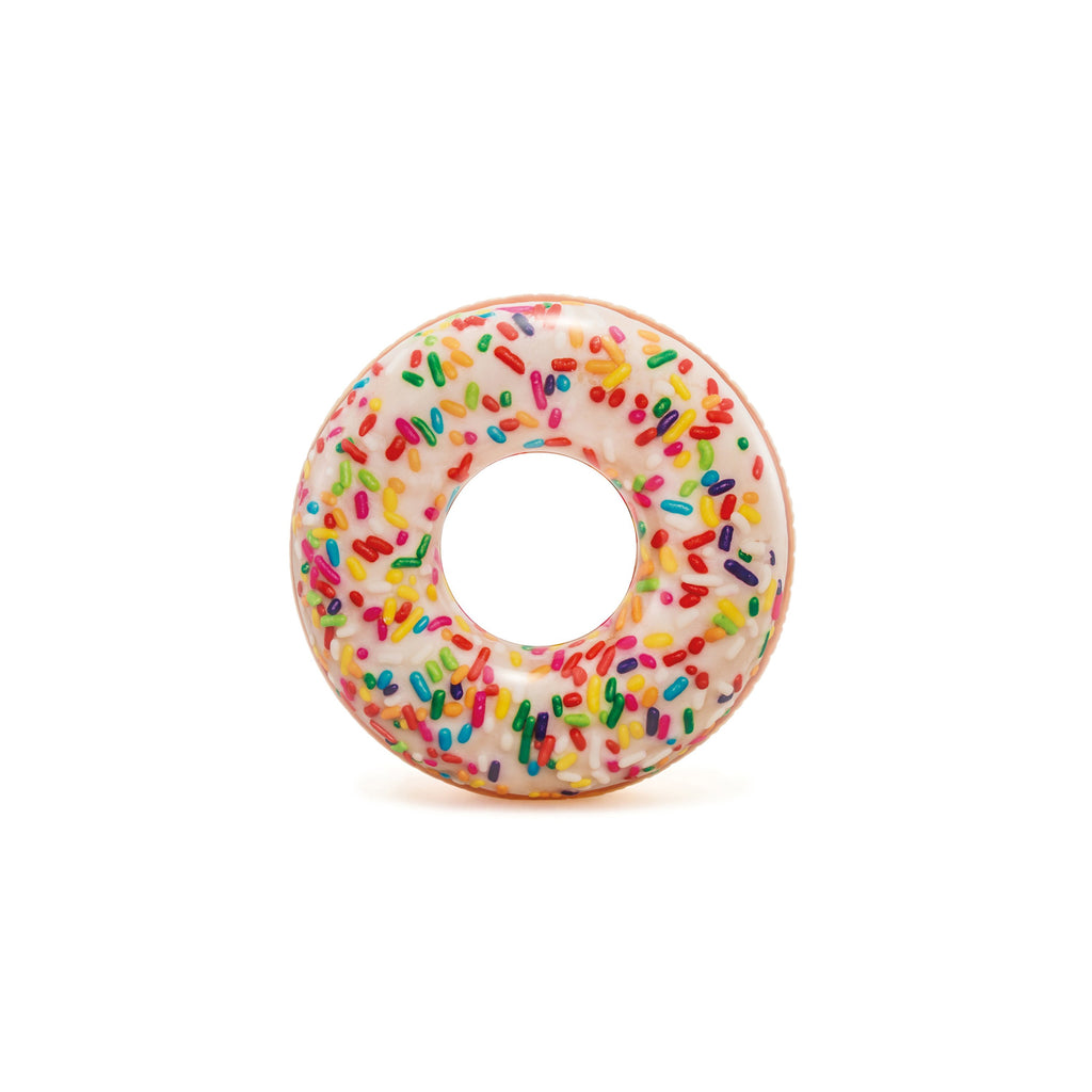 Sprinkle Donut Inflatable Tube