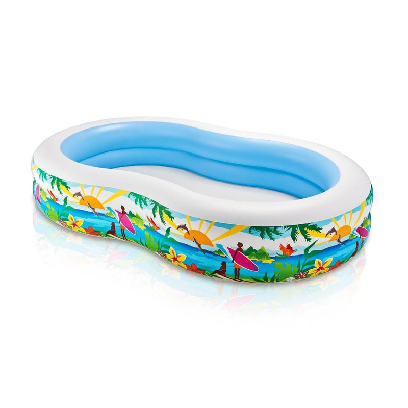 Intex Paradise Deluxe Paddling Pool