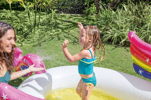 Unicorn Spray Paddling Pool